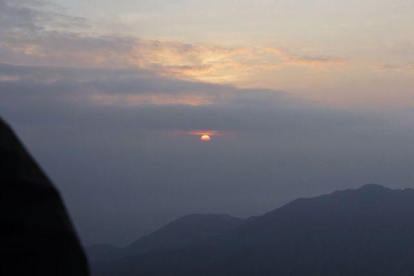 sikunir tanpa sunrise