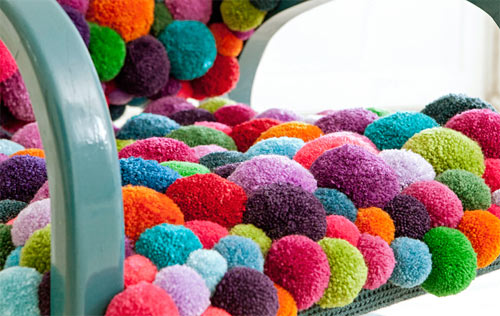 Pom-Pom Crafts and Ideas-homesthetics (7)