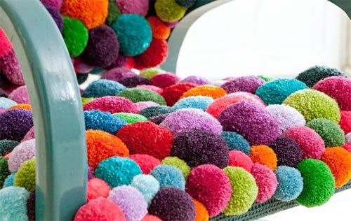 Pom-Pom Crafts and Ideas-homesthetics (7)