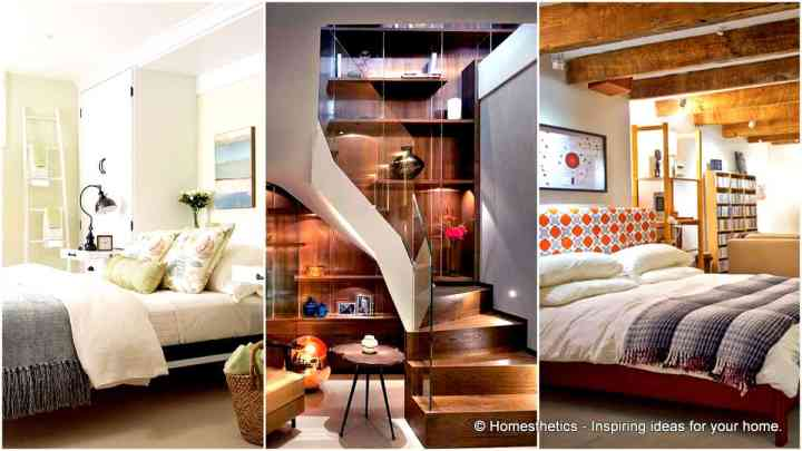 10 tips on small bedroom interior design homesthetics for How to decorate a basement bedroom