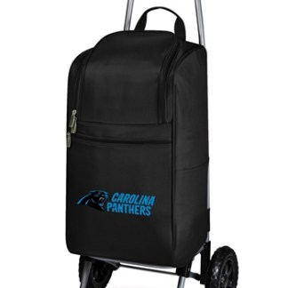 Carolina Panthers Cart Cooler Black