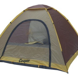Cooper 2 Dome Tent Sleeps 3-4