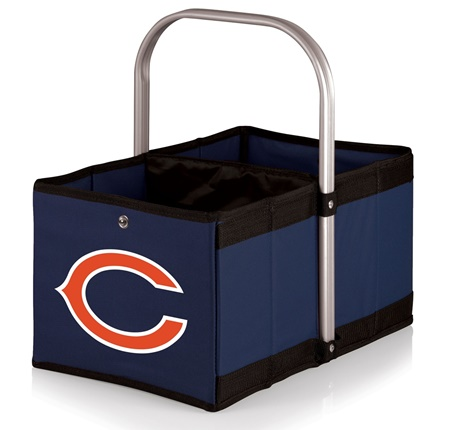 Chicago Bears Urban Canvas Basket