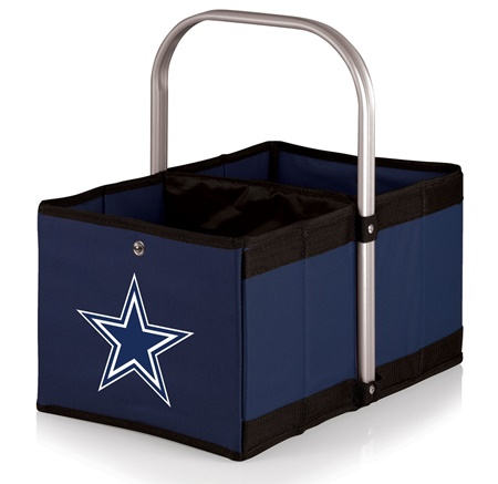 Dallas Cowboys Urban Canvas Basket