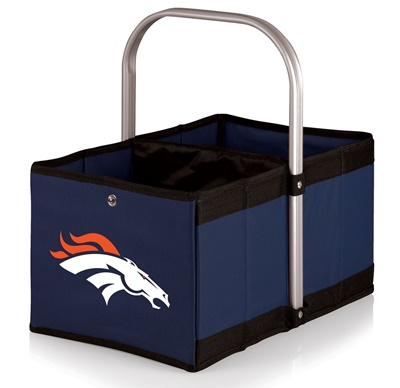 Denver Broncos Urban Canvas Basket