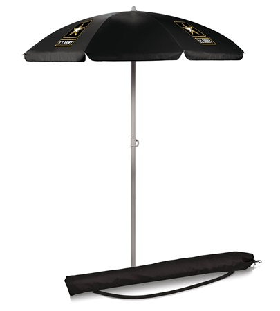 U.S. Army Outdoor Umbrella Black
