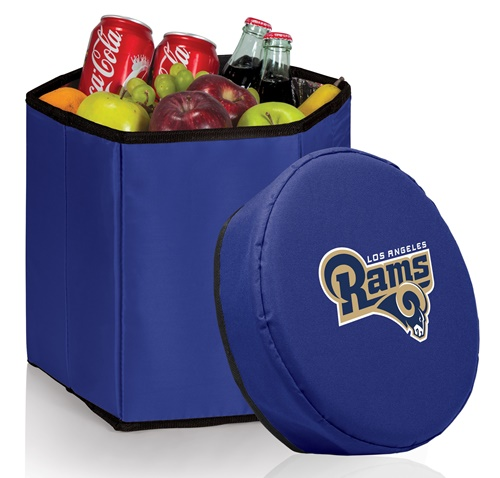 Los Angeles Rams Bongo Cooler Navy