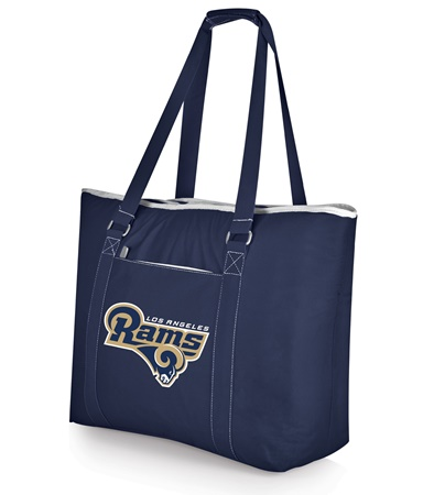 Los Angeles Rams Tahoe Extra Large Insulated Tote Navy