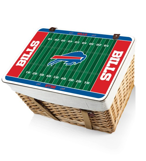 Buffalo Bills Canasta Grande Picnic Basket