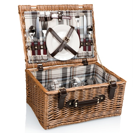 Bristol Willow Picnic Basket