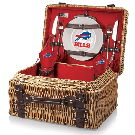 Buffalo Bills Champion Picnic Basket