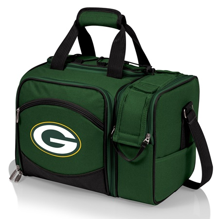 Green Bay Packers Malibu Picnic Cooler Tote