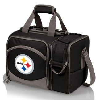 Pittsburgh Steelers Malibu Picnic Cooler Tote