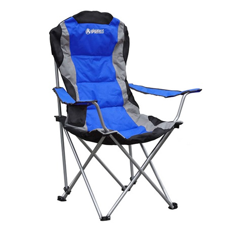 Folding Padded Camping Chair