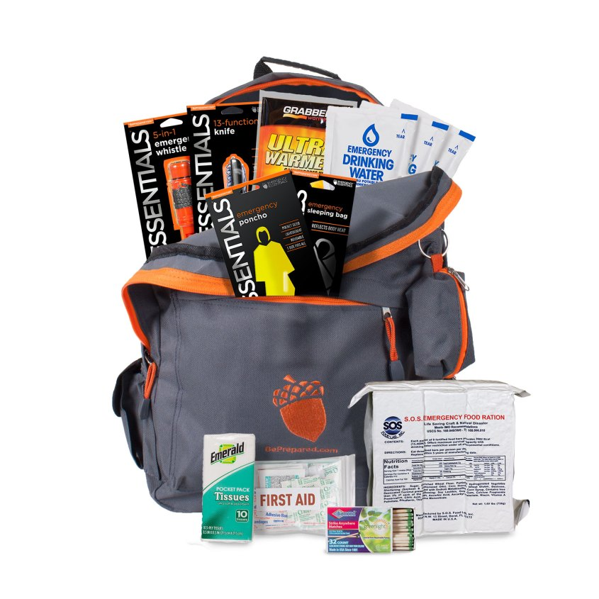 2-Person 72 Hour Emergency Survival Kit