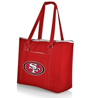 San Francisco 49ers Tahoe Extra Large Insulated Tote