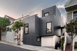 Cute House By Edmonds Lee Architects Cube Residence House By Edmonds Lee Architects 3 Story House Height 3 Story House Cost