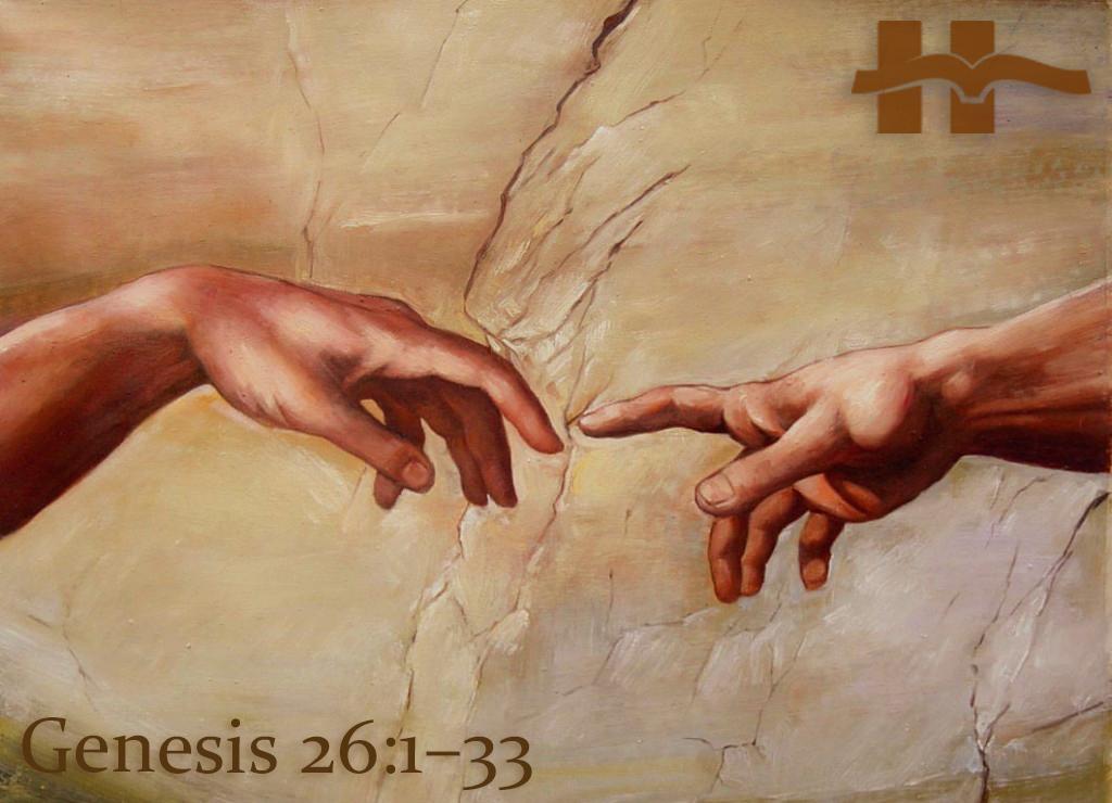 Genesis 26:1−33