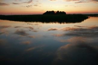 coucher sol lac1A