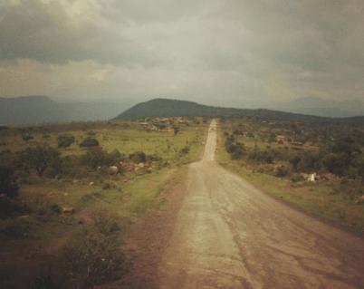 Route d'Afrique, by Sophie Bouillon