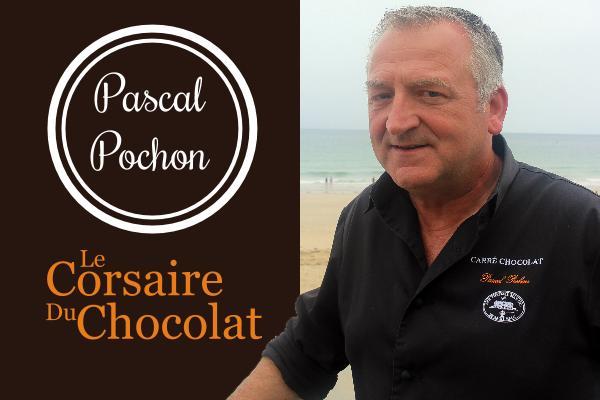 Pascal Pochon, le corsaire du chocolat