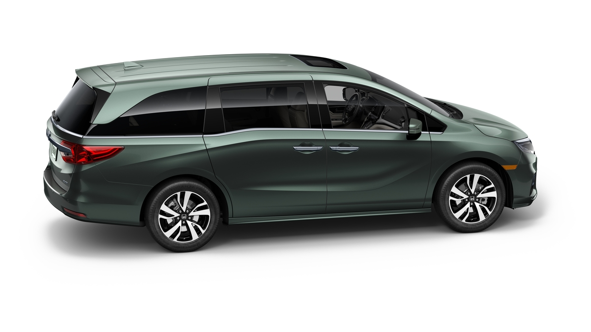 All-New 2018 Honda Odyssey Minivan Makes World Debut At 2017 NAIAS; Takes  Family-Friendly Design, Performance And Technology To The Next Level