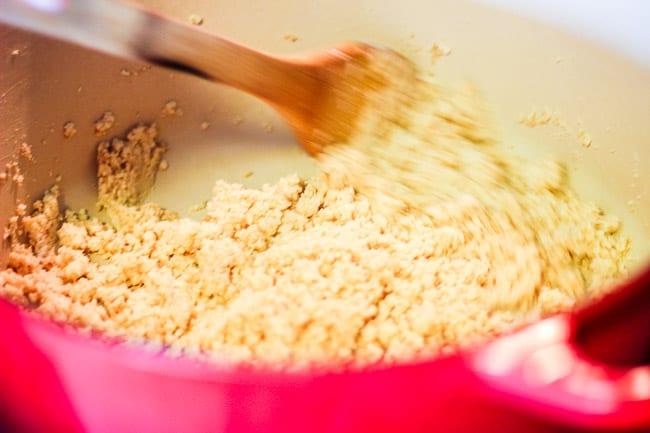 Kaachi (Breakfast Porridge)