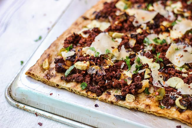 middle eastern pizza-2