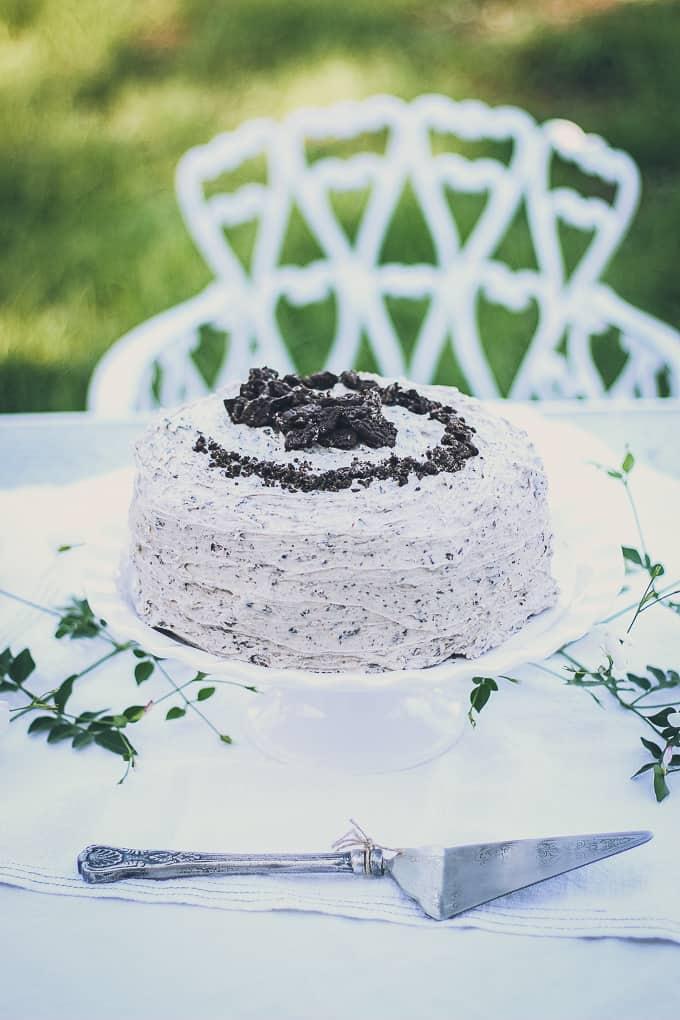 Cookies and Cream Cake-14