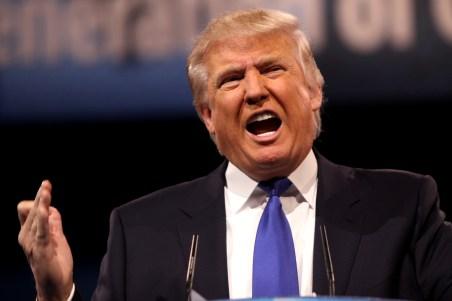 angry trump
