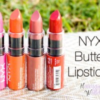 Product Reveal, Review, Swatches & Photos: NYX Butter Lipsticks