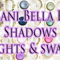 Milani Bella Eyes Gel Powder Eye Shadows Collection - Review & Swatches
