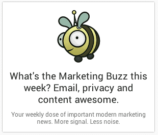 Modern marketing new from your pals at Honeypot Marketing