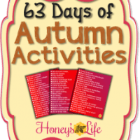 Autumn Kids Activities Printable