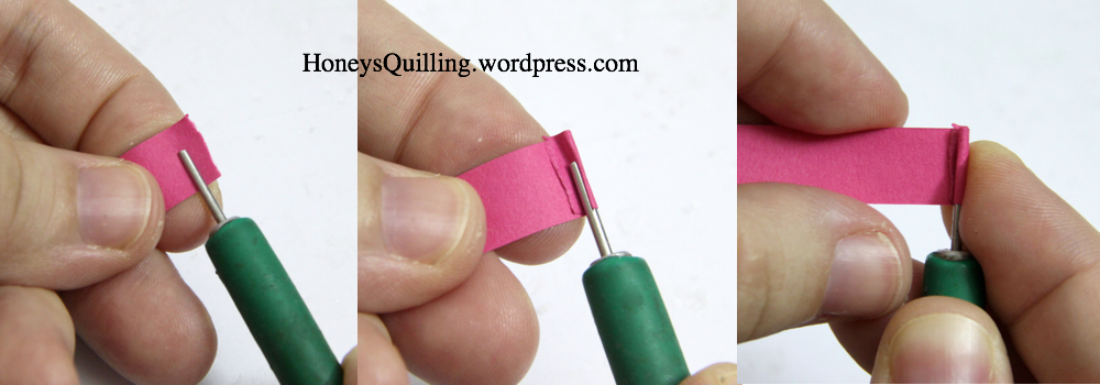 how to make a paper quilled rose free tutorial honeys