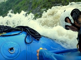 river rafting nepal