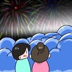 諏訪湖の花火大会での無料スポットと持ち物は?観光はできる?