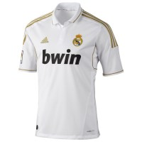 Real Madrid Home Jersey 2011/12