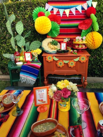 Cinco de Mayo Party Ideas | Hoopla Events | Krista O'Byrne