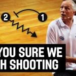 VIDEO: Teaching Shooting with Holger Geschwindner