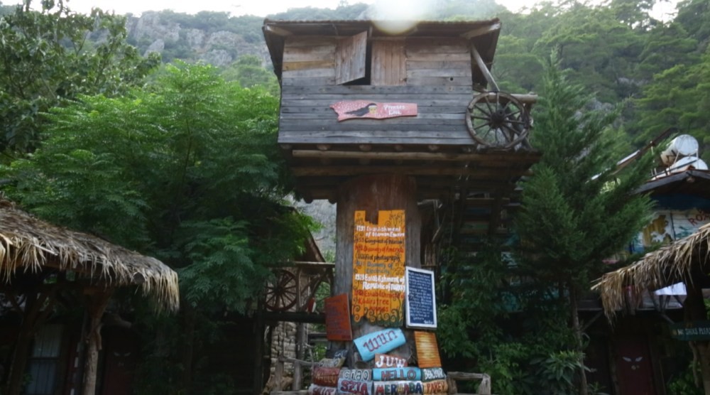 tree houses turkey kadir