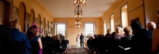 Ceremony Hopetoun House