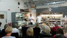 Cookery master class with chef Roy Brett