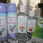 Agnes' air freshener...