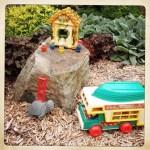 vacation trip to Zen garden