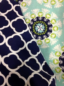 Curtian Fabric for Scrap room