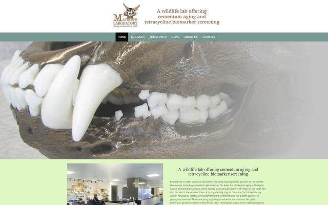 Matson's Laboratory Website