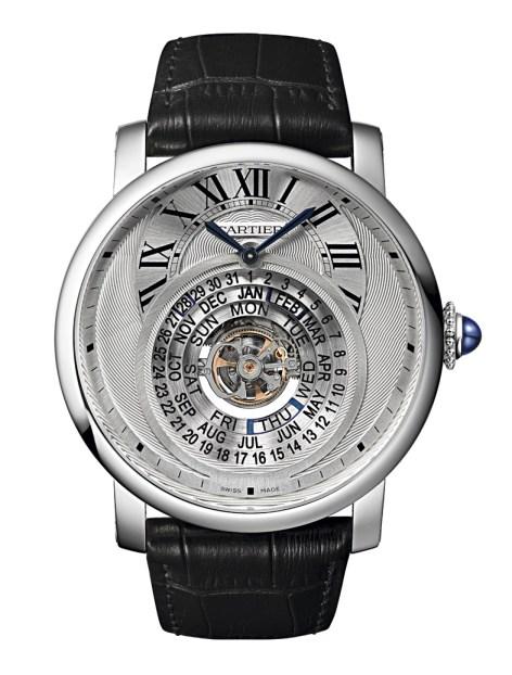 Cartier ROTONDE Astro Calendar