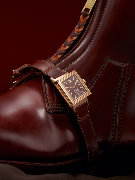 Grande Reverso Ultra Thin 1931 chocolate