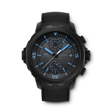 IWC Aquatimer Cronografo Edicion Expedition 50 Years Science for Galapagos IW379504